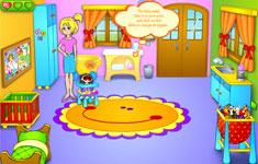 Flash-игра Детский сад