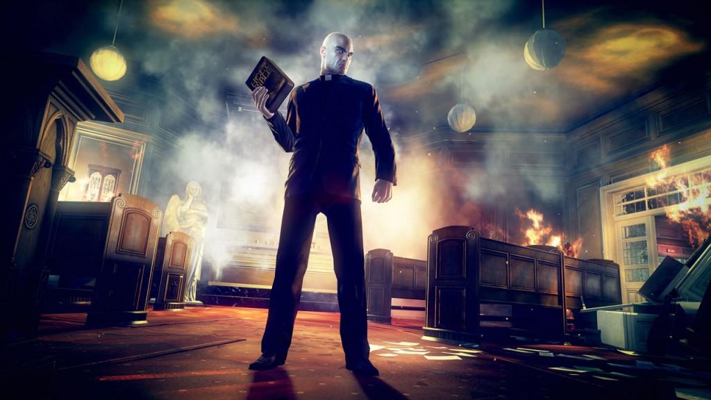 Hitman: Absolution - превью, скриншоты, дата выхода.