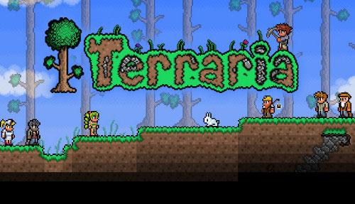 """""""Terraria - опасная игра"""" или """"Потеряй здоровый сон с друзьями!"""" (скачать)"""