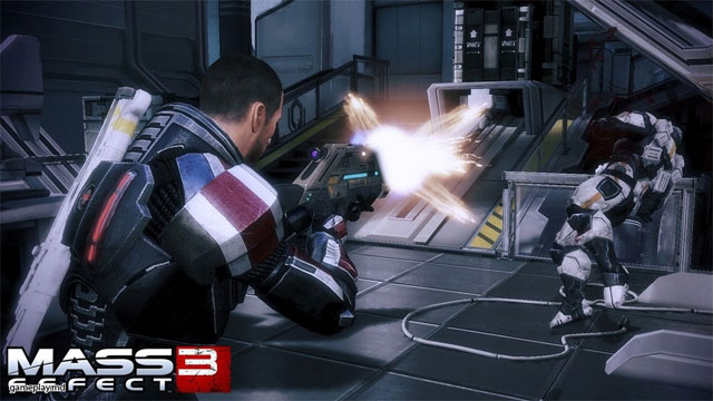 Mass Effect 3. NoCD / NoDVD.