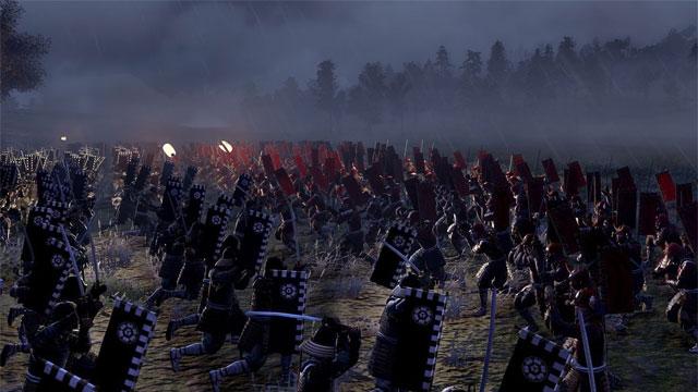 Total War Shogun 2. NoCD / NoDVD v1.0 (1.1.0.0) [EN/RU].