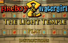 Flash-игра Огонь и вода 2