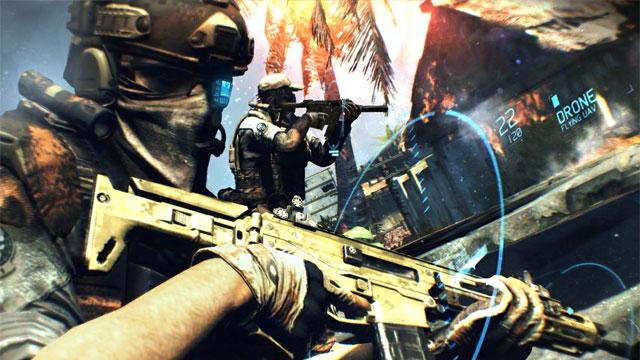 Русификатор для игры Tom Clancy's Ghost Recon: Future Soldier