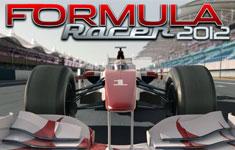 Flash-игра Formula Racer 2012