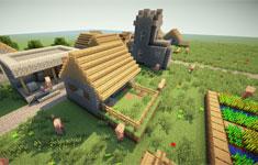 Minecraft улучшение графики (Мод – новая хорошая графика)