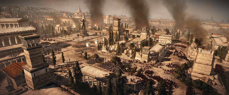 Total War: ROME II - и снова Рим в Ваших руках (скриншоты, трейлер)