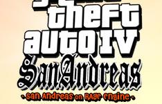 """Скачать мод """"GTA IV (4): San Andreas"""" торрент (Beta 3, HD)"""