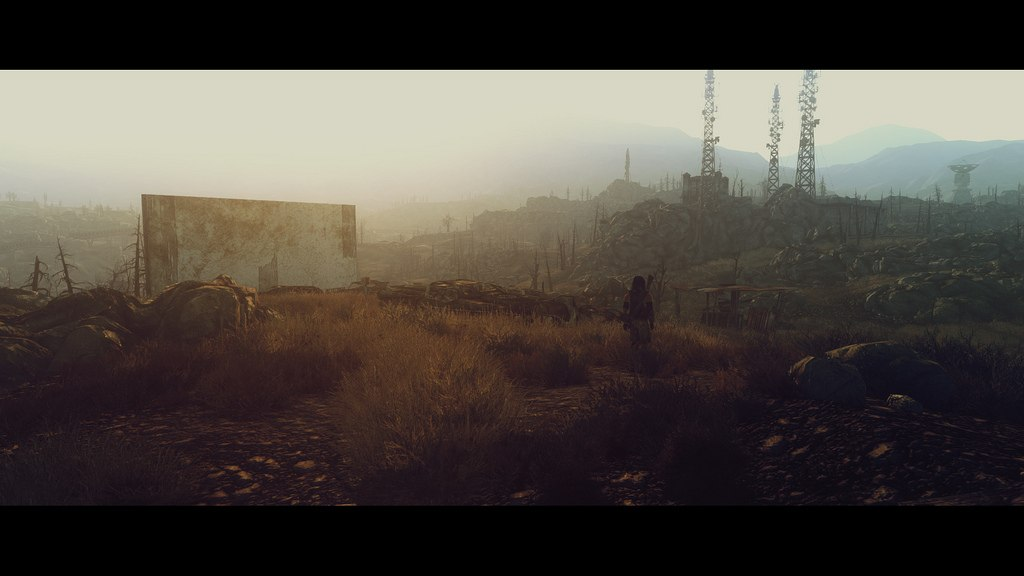 Fallout 3: New Vegas мод ENB Series - GoDGames ru