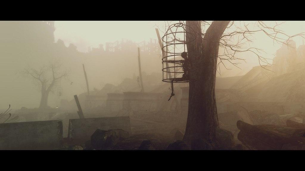 Fallout 3 графический мод enbseries скачать