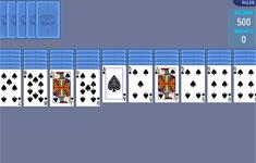 Flash-игра Игра пасьянс