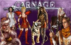 Онлайн-игра CARNAGE