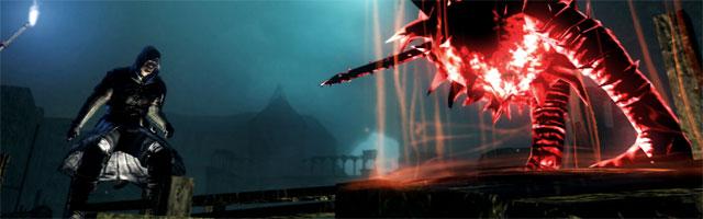 Dark Souls управление (на клавиатуре ПК)