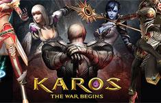 Онлайн-игра Karos