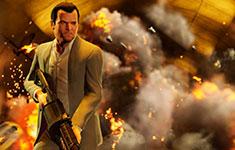 Grand Theft Auto V: официальное русское видео геймплея (GTA 5)