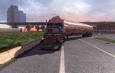 """Euro Truck Simulator 2 """"Негабаритные прицепы"""""""