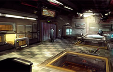 Shadowrun Returns какой пароль в комнате Койот?