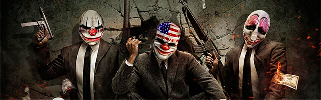 Скачать русификатор Payday - The Heist