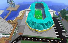 """Minecraft – Карта мира """"Нью-Йорк"""""""
