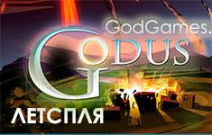 Godus летсплей видео обзор